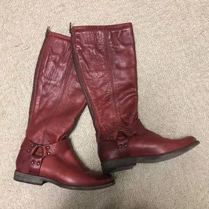 FRYE Riding Boots **Like New Size 7.5
